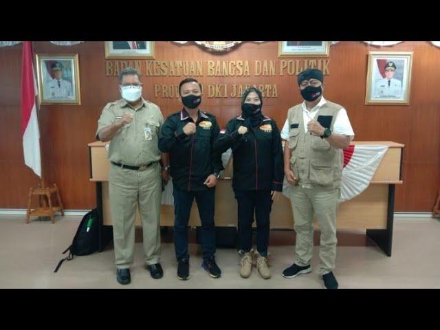 Arahan Kepala Badan Kesbangpol DKI Jakarta, Taufan Bakri Kepada Media @NKRIPOST TV