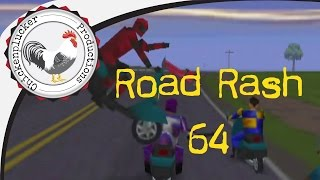 Road Rash 64 - Multiplayer
