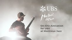 iRewind Show Case: UBS Videobox at Jazz Festival Montreux