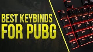 BEST KEYBINDS FOR PUBG