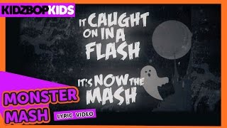 KIDZ BOP Kids - Monster Mash (Official Lyric Video) [KIDZ BOP Halloween]