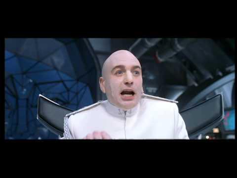 Austin Powers 'Goldmember' - Frickin' idiot convention