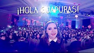 ¡MIRA LO QUE PASA EN EL TOUR! (CHILE) #TrueTour