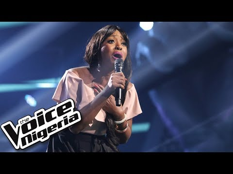 Glowrie - 'Hello' / Live Show / The Voice Nigeria Season 2