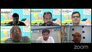 EQ Webinar: Rising RM Prices and Stable Module Prices Causing Margin Shrink with Mr. Rajesh Singh