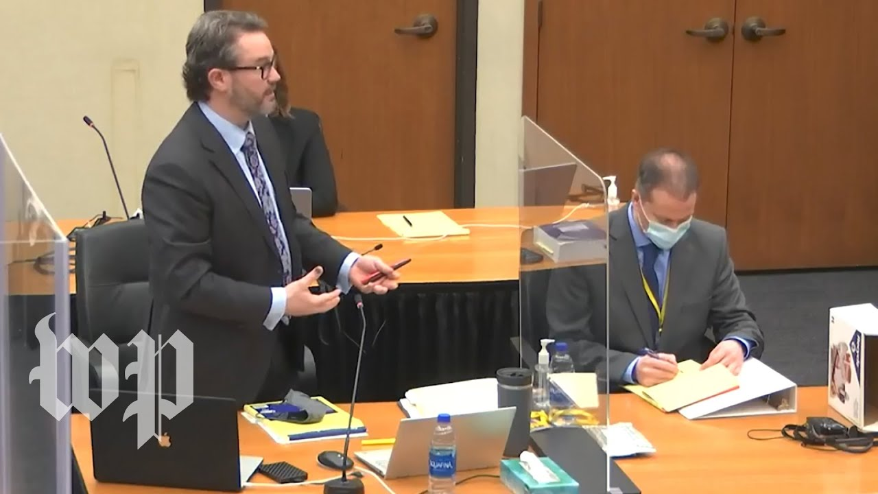 Derek Chauvin trial continues with witness testimony - 3/30 (FULL LIVE STREAM)