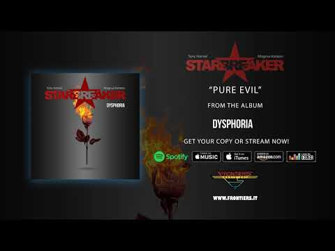"Starbreaker - ""Pure Evil"" (Official Audio) Mp3"