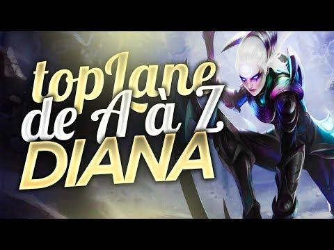 LA TOPLANE DE A à Z - #3 : DIANA