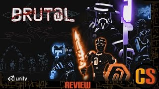 BRUT@L – PS4 REVIEW