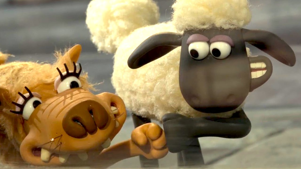 The complete first season of Shaun the Sheep is here 40 episodes loaded with mischief mayhem and plenty of Naughty Pigs! Join Shaun and his barnyard buddies