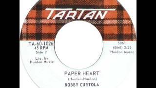 Bobby Curtola - Paper Heart