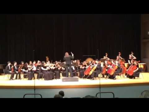 David Douglas High School Orchestra State competition