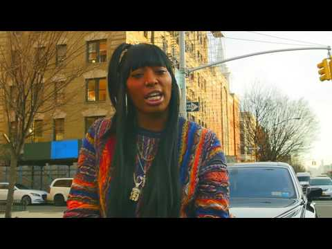 "DJKaySlay Presents Ms.Hustle Feat.Vado & Neek Bucks ""Up In Harlem"" Dir  By @BenjiFilmz"