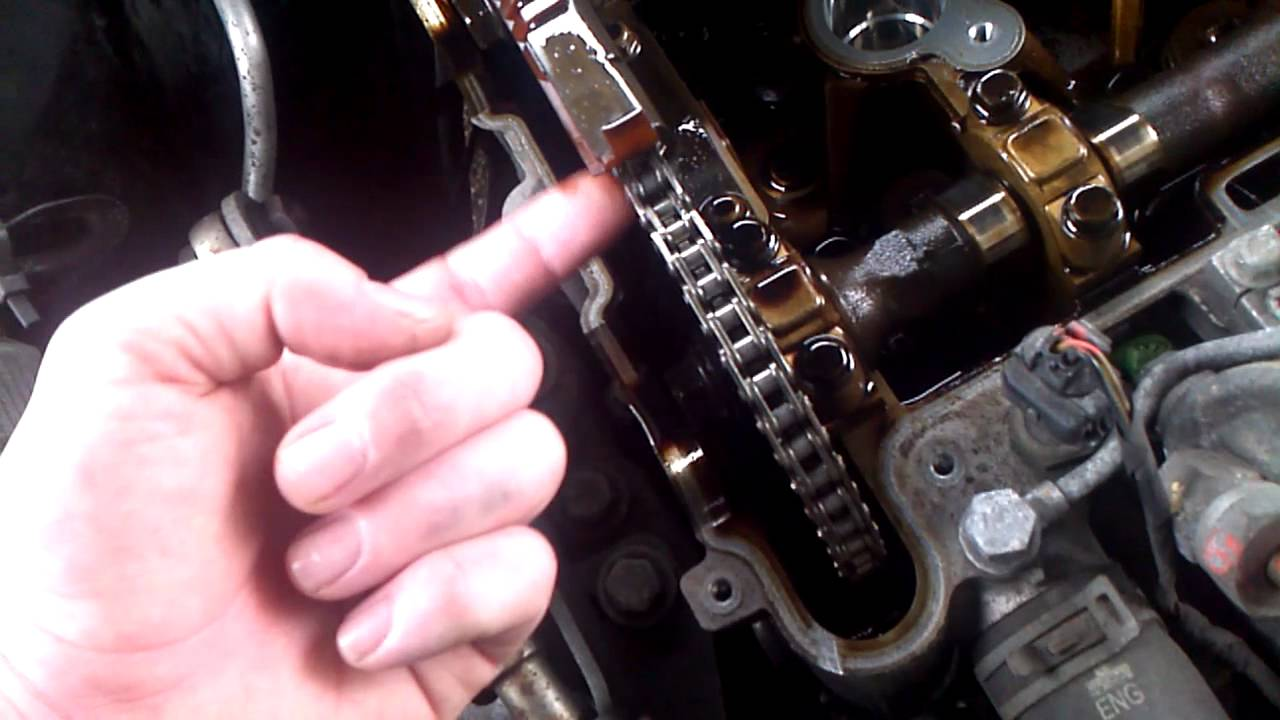 20 Ecotec Supercharged Bad Timing Chain Tensioner Youtube 2003 Saturn Engine Diagram
