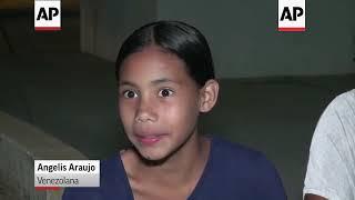 El tortuoso viaje a pie de madre e hija de Venezuela a Perú