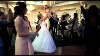 Букет на свадьбе