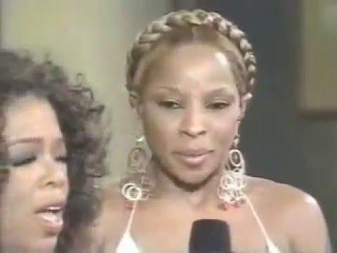 Mary J Blige On Oprah 2006