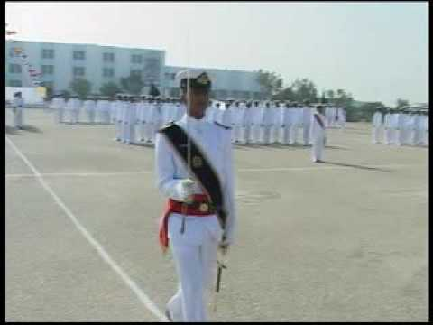 Pakistan Marine Academy 48th Batch Passing Out Parade