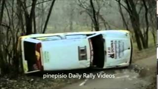 Rally Accidents Compilation 2014