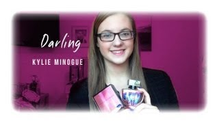 MinnieMollyReviews♡Darling By Kylie Minogue Perfume Review♡