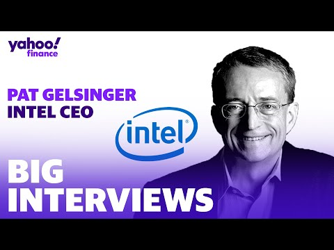 Intel to invest $20 billion in chip manufacturing, CEO Pat Gelsinger discusses