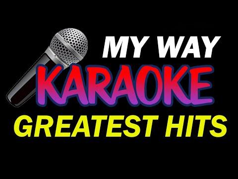 MY WAY (Claude François/Paul Anka) Karaoke Fair-Use
