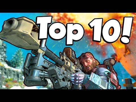 TOP 10 PLAYS! (Black Ops 4)