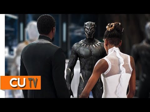 Shuri's New Inventions [Lab Scene]│Black Panther (2018)