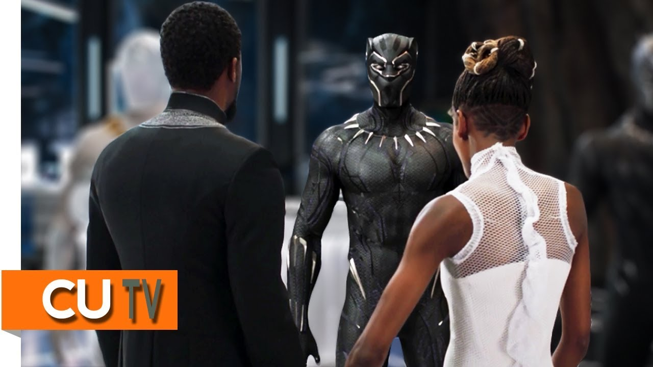 Download Shuri's New Inventions [Lab Scene]│Black Panther (2018)