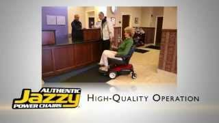 Jazzy® Power Chairs from Pride Mobility