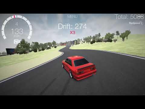Drift Hunters Gameplay - Free Online Racing Game