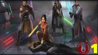 Lets Play Star Wars Empire At War Jedi Civil War: episode 1 Republic V.S The Sith Empire