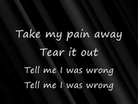 Secondhand Serenade-Goodbye Lyrics