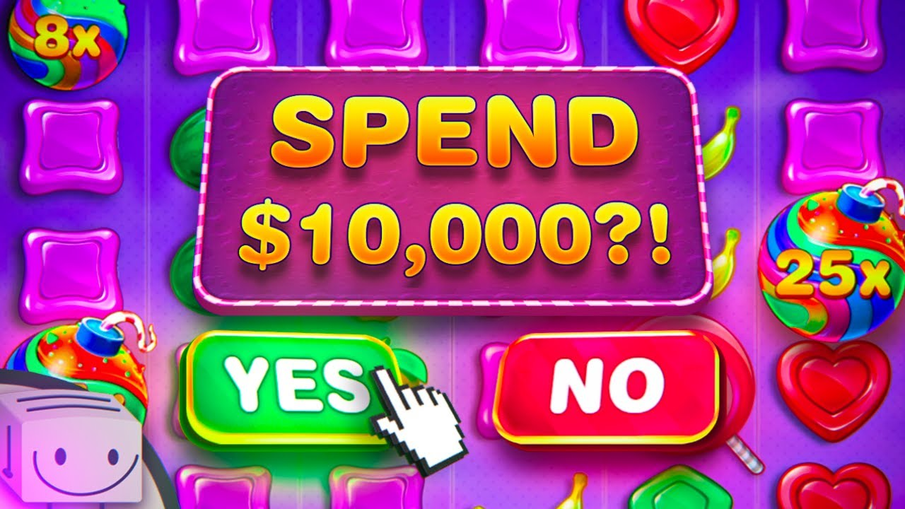 Spending $10,000+ On SWEET BONANZA! (Bonus Buys)