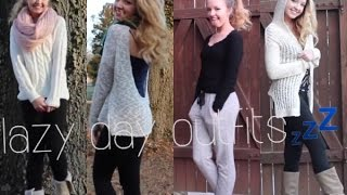 Lazy Day Outfits (Cute & Comfy)