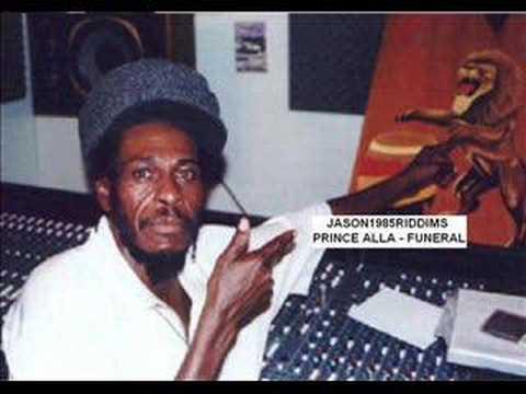 Jason's Prince Alla - Funeral