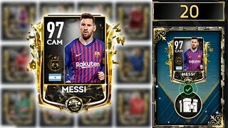 YESSSS!!! WE GOT MESSI! EPIC FINAL MATCHES! FIFA MOBILE 19!