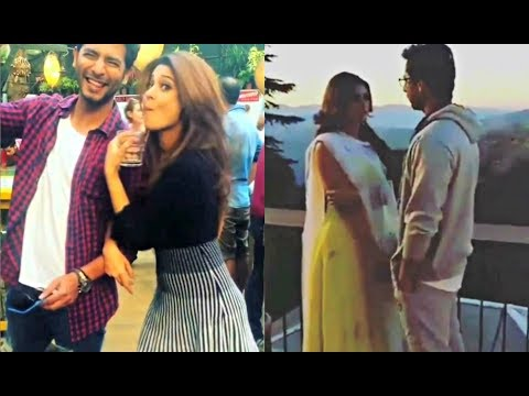 Bepannaah Behind The Scenes - Jennifer Winget And Sehban Azim