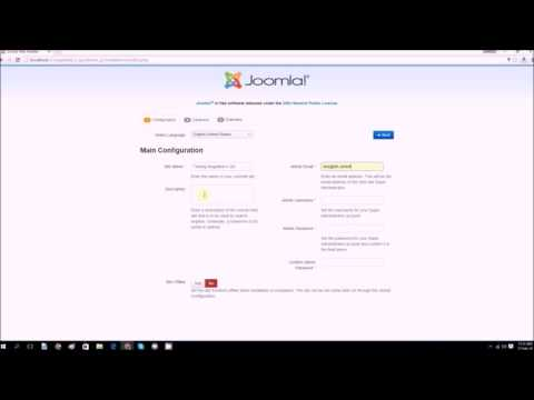 How to install a quickstart pack of a JoomShaper Joomla template