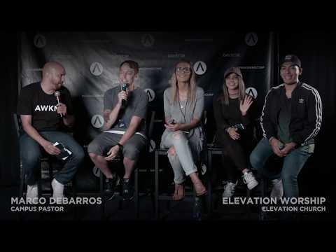 Elevation Worship - BACKSTAGE INTERVIEW | Awakening Conference 2016