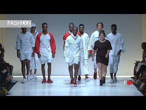 BI PAREL Spring Summer 2018 SAFW - Fashion Channel