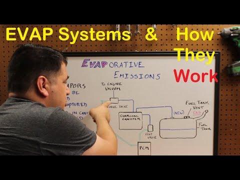 How EVAP Systems Work - Automotive Education