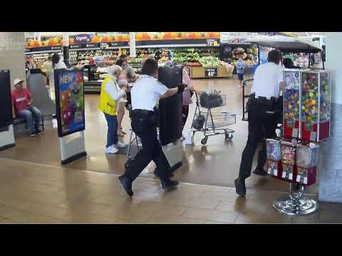 image for Golf-Cart Driver Takes Wild Ride Through Florida Walmart