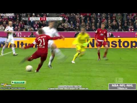 Bayern 2:0 Ingolstadt