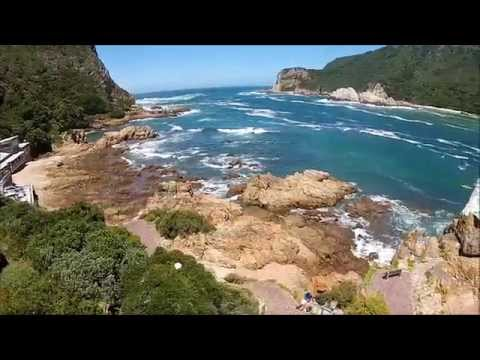 "Aerial footage ""The HEADS"" - KNYSNA - Gardenroute South Africa  Part 1 of 20"