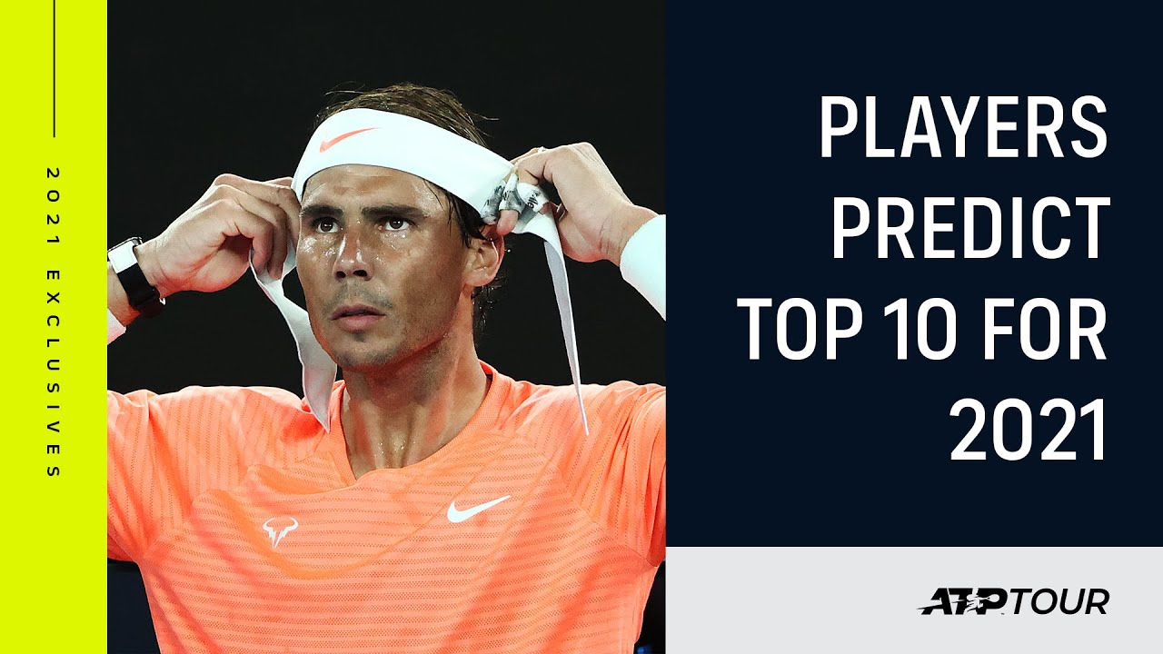 Who Are The Best Tennis Players In 2021?