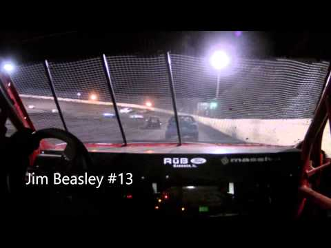 Jim Beasley Sport Compact feature Kankakee County Speedway 8-15-14