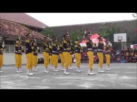 """Kopbara MAN Purwodadi Juara I Lomba Variasi Formasi Baris Berbaris """"Sadhara"""" # 2"""