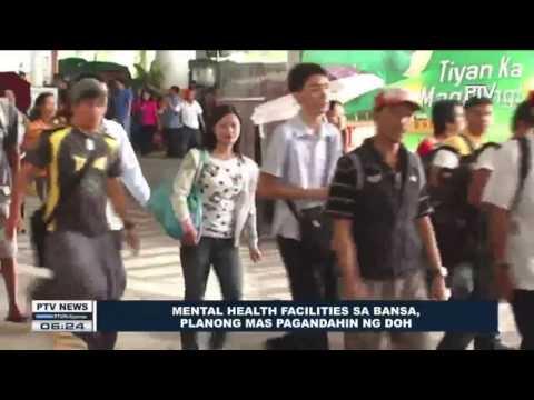Mental Health Facilities sa bansa, planong mas pagandahin ng DOH