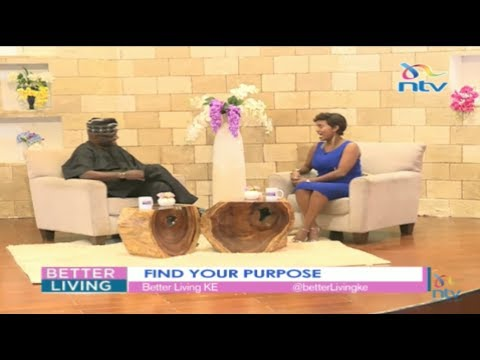 Wale Akinyemi's approach to discovering your purpose in life